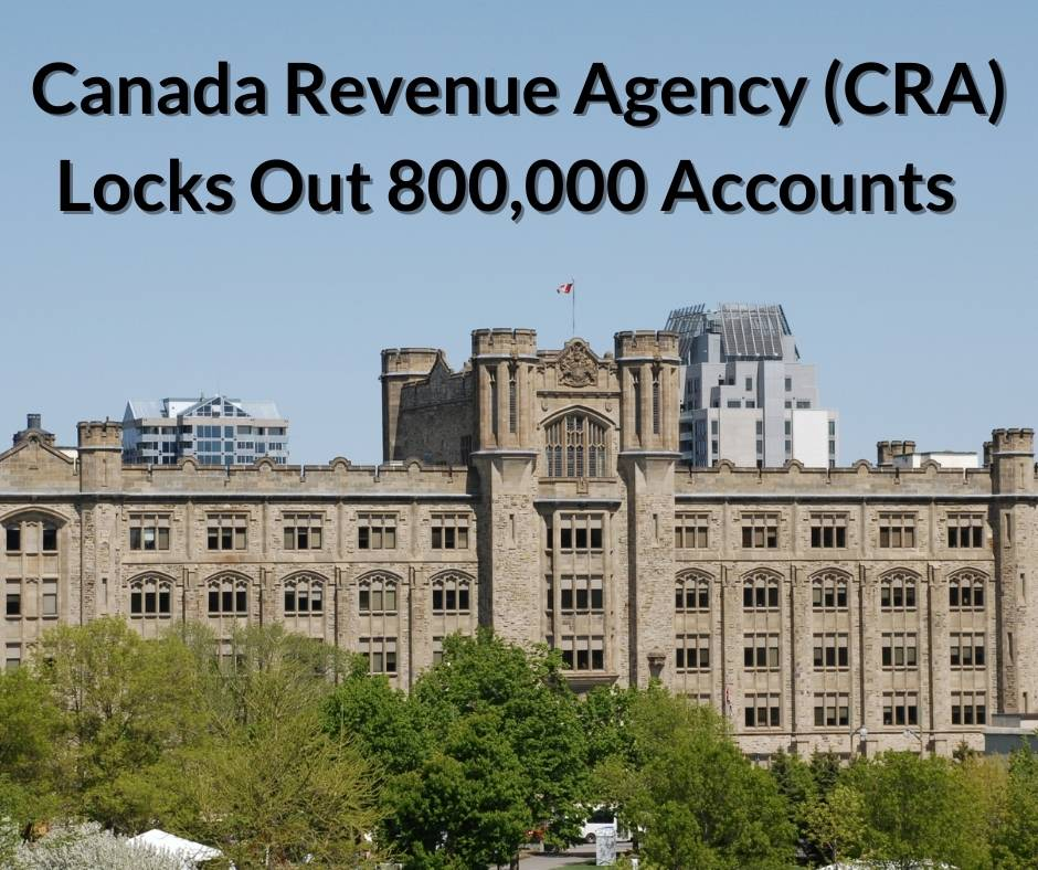Canada Revenue Agency data breach