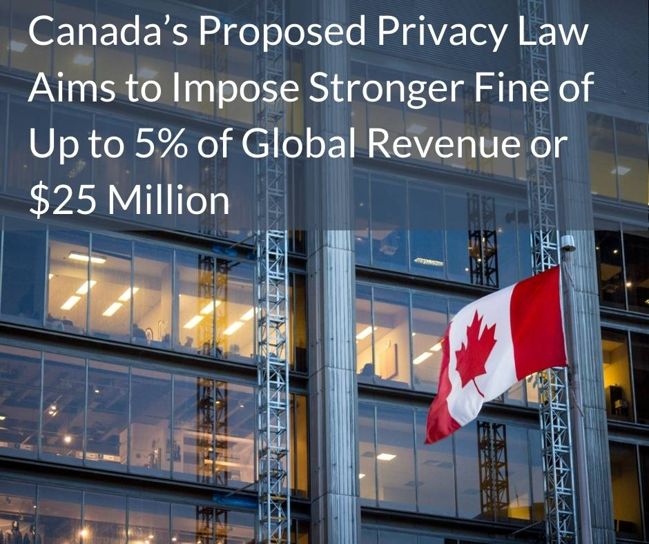 canada proposed privacy law fines