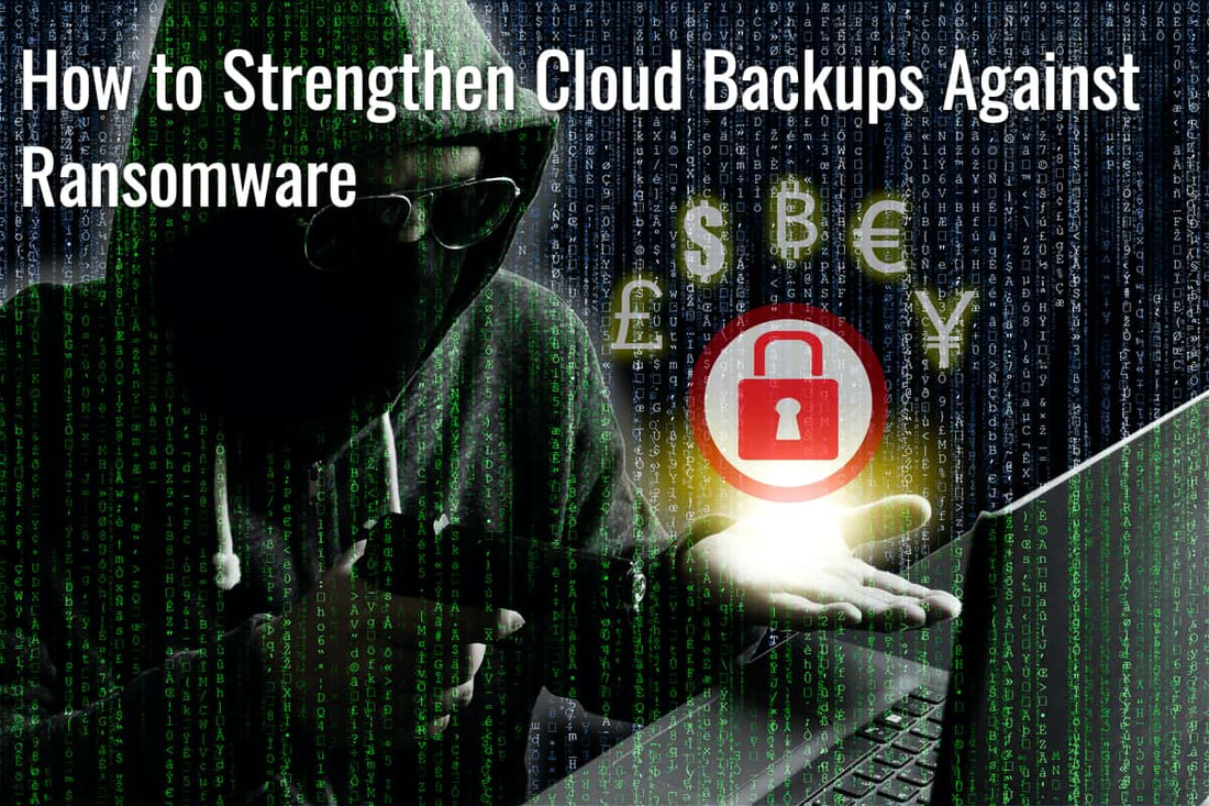 cloud backups ransomware