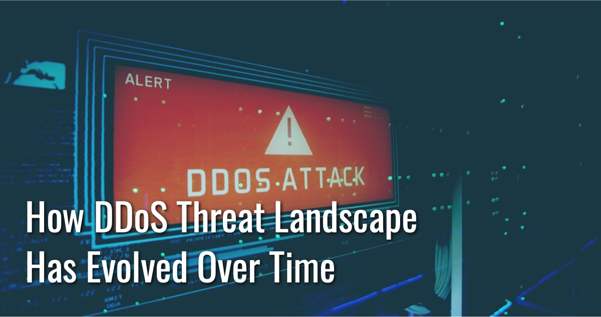 ddos threat landscape