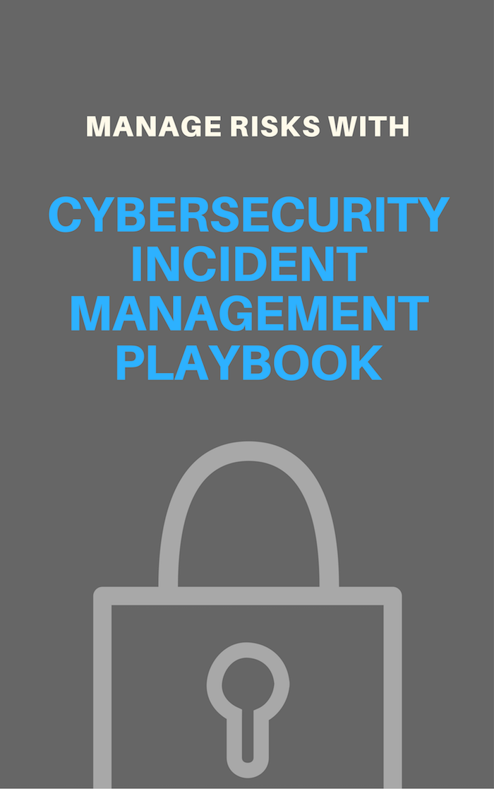Cybersecurity incident management playbook