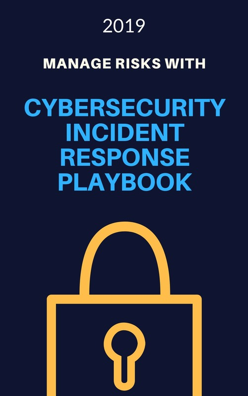 Cybersecurity incident response playbook
