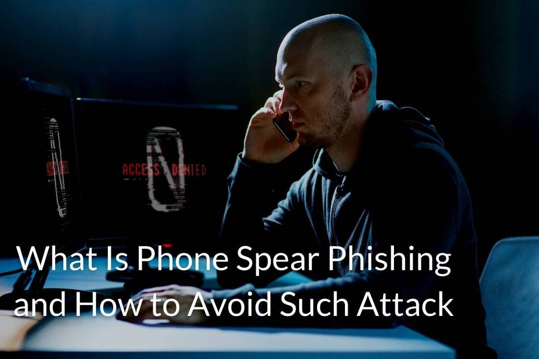 phone spear phishing attack