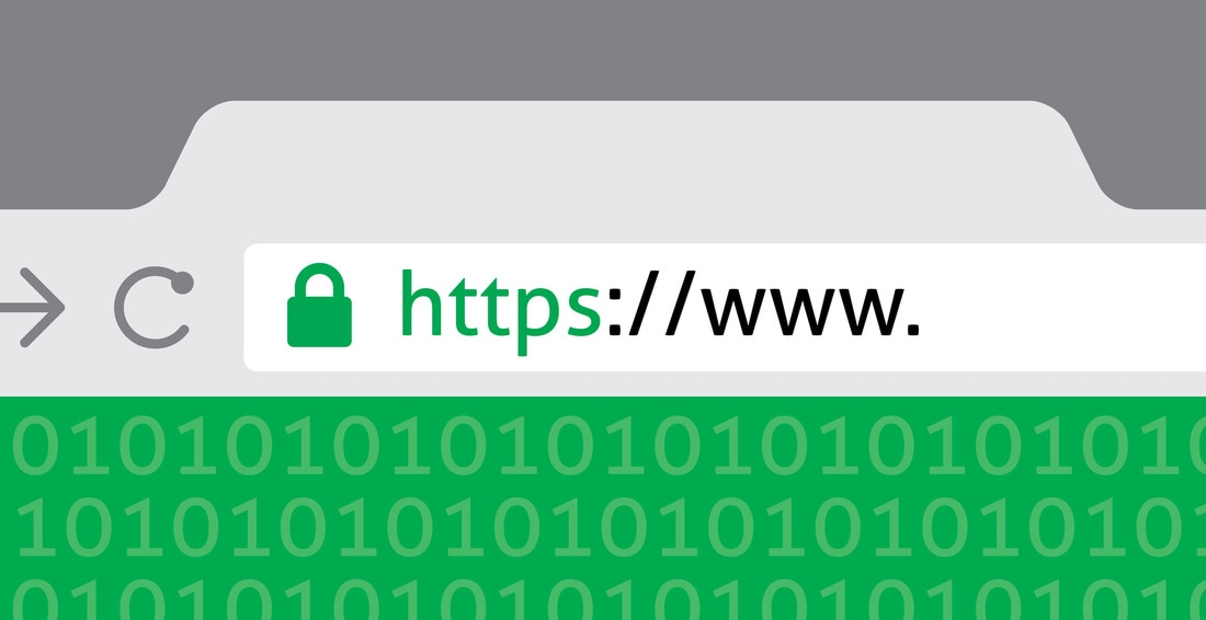 Secure website HTTPS