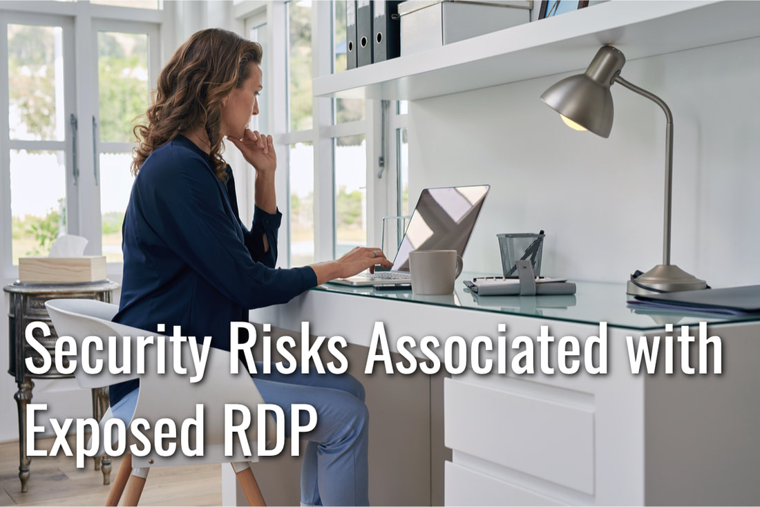 RDP security risks